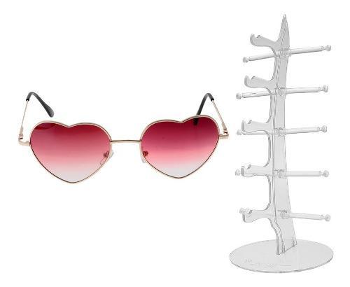 Soporte De Gafas De Sol Lentes Organizador De Exhibición P