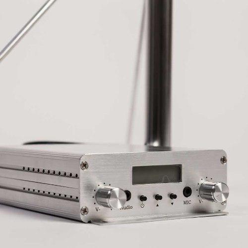 Transmisor Radio Fm 20 Watts +16 Mts Cable + Antena + Envio
