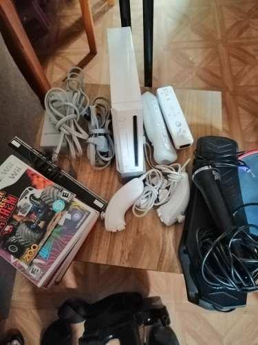 Wii Con Set De Guitar Hero