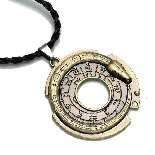 Assassins Collar Envio Gratis Amuleto Dije Creed Connor