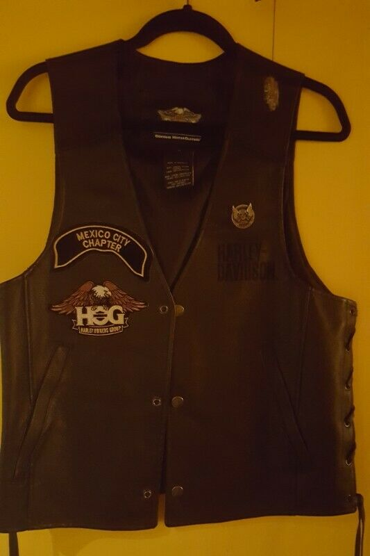 Chaleco Harley Davidson