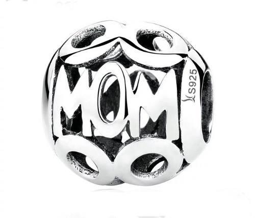 Charm Dije Compatible Con Pandora Mamá/mom