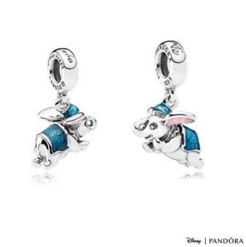 Charm Disney Dumbo Original Pandora Dije Plata Esterlina