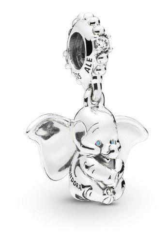 Charm Pandora Plata Esterlina S925 Disney Dije Dumbo Bebe