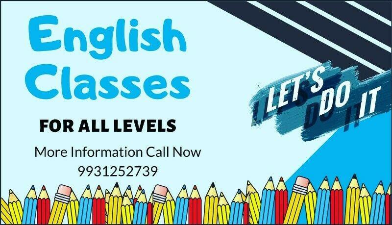 Clases personalizadas de Inglés para todos los niveles.