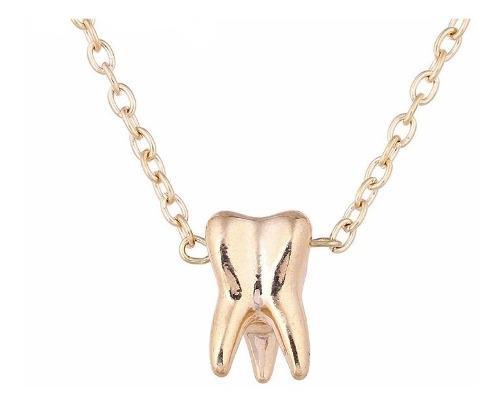 Collar De Muelitas Molares Para Dentista Odontólogo Dientes