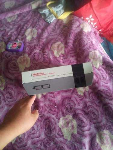 Consola Nintendo Nes Original Con Cartucho
