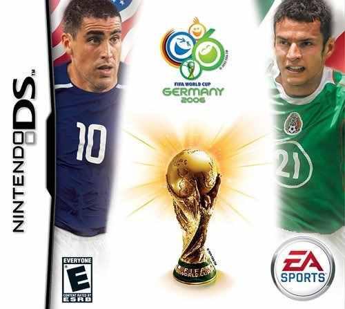 Copa Mundial De La Fifa 2006 - Nintendo Ds