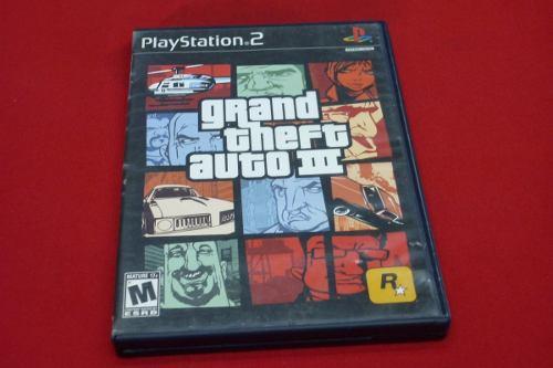 * Longaniza Games * Ps2 Grand Theft Auto 3