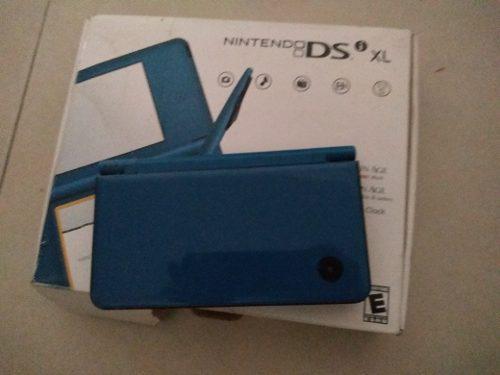 Nintendo Dsi Xl (azul)sin Cargador Ni Stick
