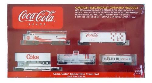 Set De Inicio Athearn Tren De Coca Cola Escala Ho