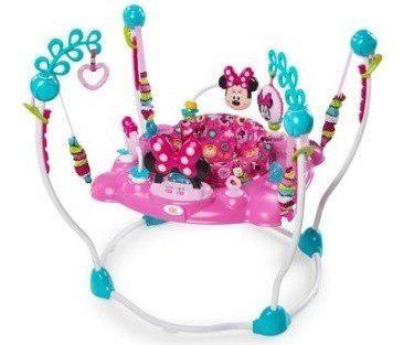 Brincolin Minnie Mouse Disney Para Bebe Envio Gratis.