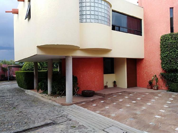 Casa en Condominio en Venta en San Nicolás Totolapan