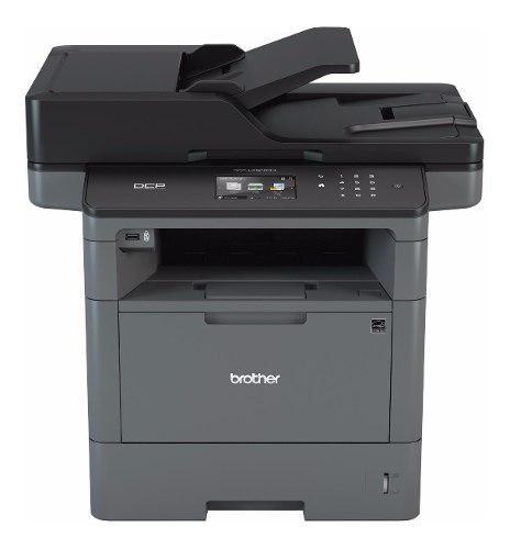 Copiadora Multifuncional Laser Brother Duplex L5650+papel