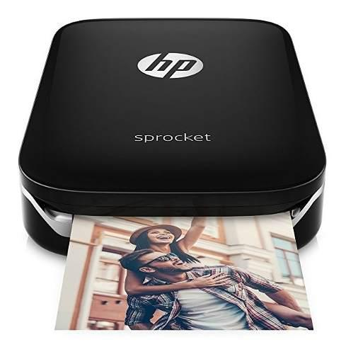 Hp Piñón Portátil Impresora Fotográfica, Fotos De