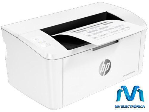 Impresora Hp Laserjet Pro M15w 19ppm Laser W2g51a Negro Mv