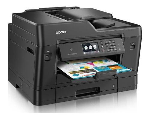Impresora Multifuncional Brother J6930dw Tabloide Duplex