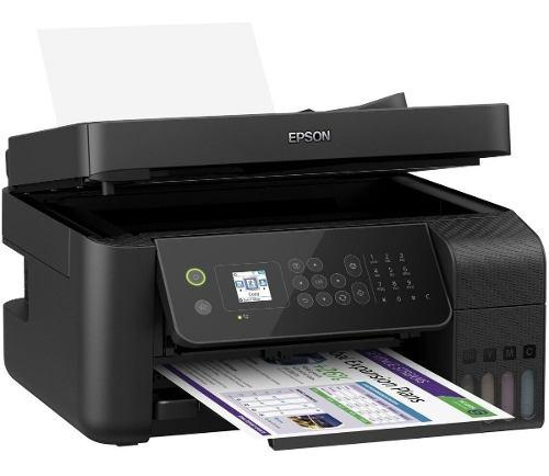 Impresora Multifuncional Epson L5190 Tinta Continua Wi-fi