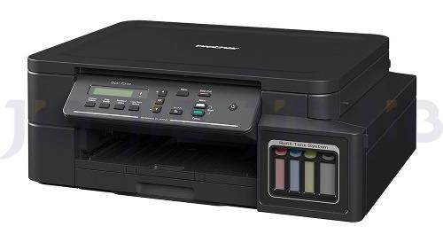 Multifuncional Brother Dcp-t310 Sistema De Tinta De Fábrica