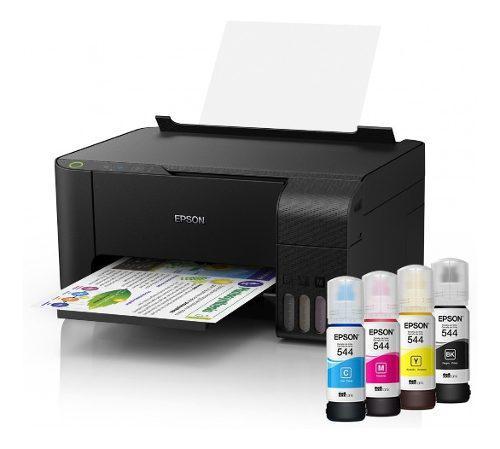 Multifuncional Epson L3110 Tinta Continua De Fabrica Remate!