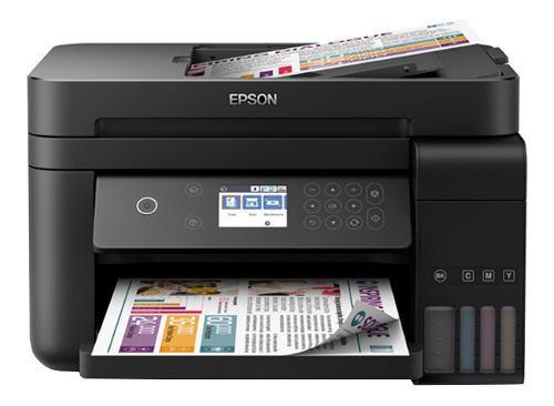 Multifuncional Epson L6171 Tinta Continua Adf Duplex Wi-fi