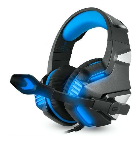 Redlemon Audífonos Gamer Hd Led Estéreo 360° Hunterspider