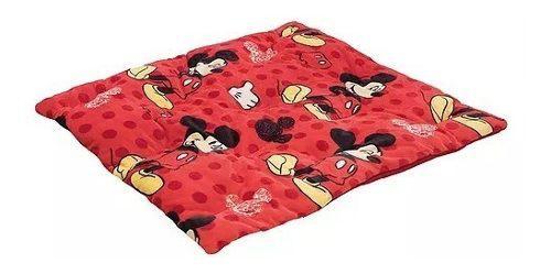 Tapete De Juego Y Descanso Para Bebes Y Niños Mickey Disney