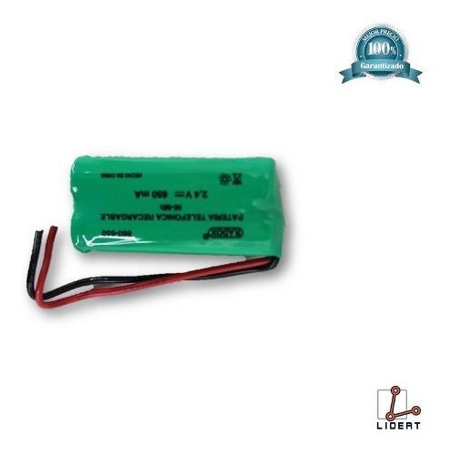 Batería Telefónica Recargable 2aaa Universal 660-650