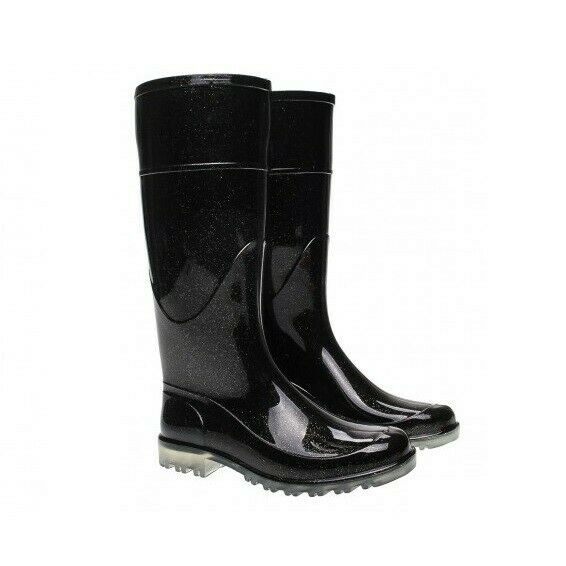 Botas lluvia negro
