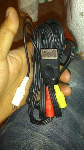 Cable De Audio Y Video Para Sega Dreamcast