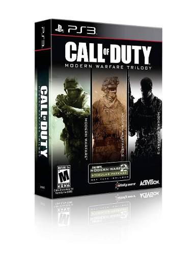 Call Of Duty: Modern Warfare Collection::.. Para Ps3