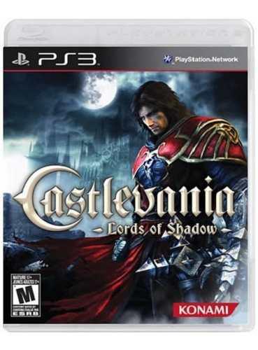 Castlevania Lords Of Shadow Ps3 Nuevo Y Sellado Juego