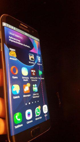 Celular Samsung Galaxy S7 Edge Black Usado Envio Exprés