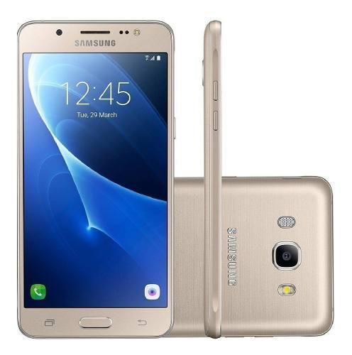 Celular Samsung Sm-j510m Galaxy Dual Sim Dorado