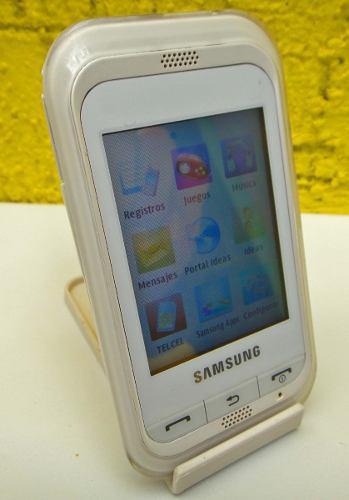 Celular Samsung Vintage (telcel) Radio Sin Usar Audifonos