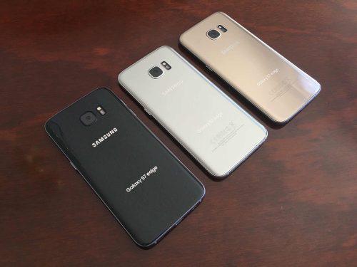 Celulares Baratos Samsung S7 Edge 32gb Libre Semi Nuevo