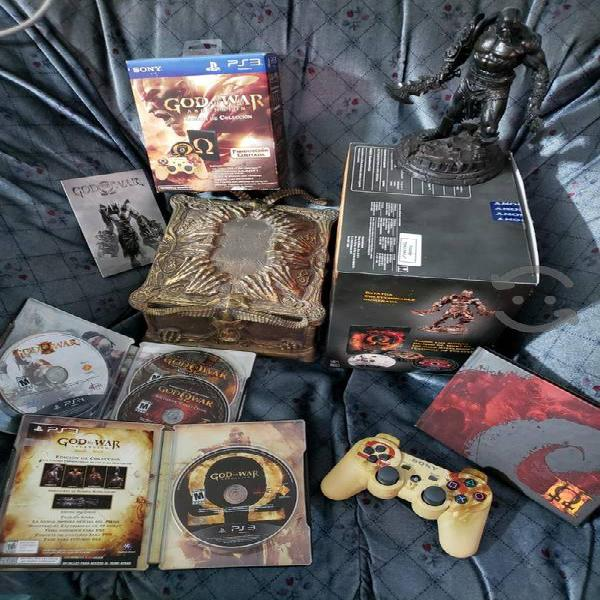 Colleccion God of war PS3
