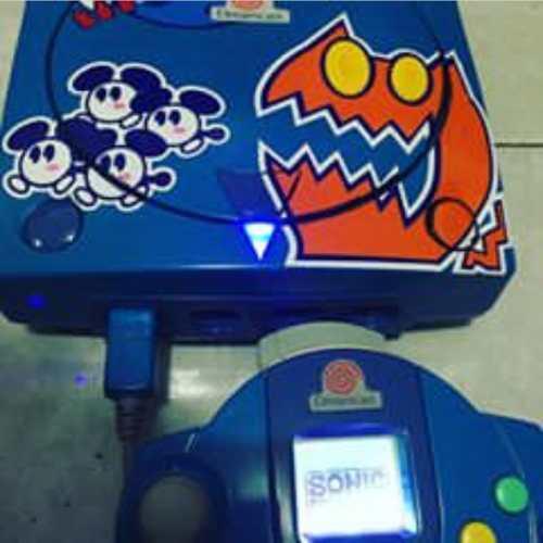 Consola Sega Dreamcast Custom 5 Mods Súper Equipada