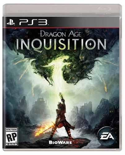Dragon Age Inquisition Ps3 Playstation 3 Nuevo Sellado Juego