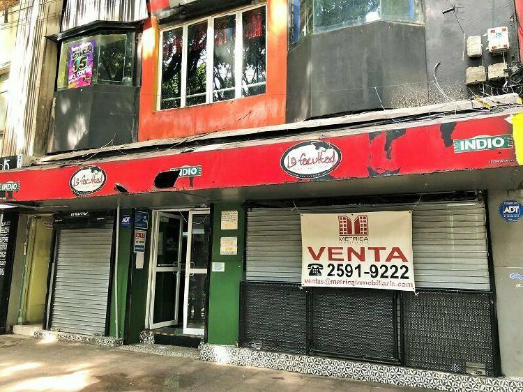 Edificio - Local Comercial en venta con uso de suelo. Col.