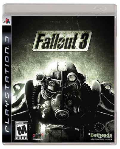 Fallout 3 Ps3 Playstation 3 Nuevo Y Sellado Juego Videojuego