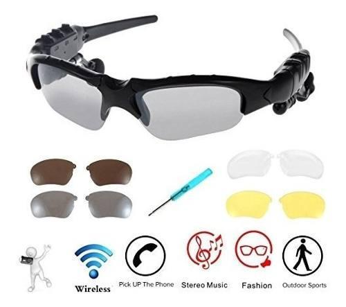 Gafas De Sol Inalámbricas, Wonfast Bluetooth, Gafas De Sol,