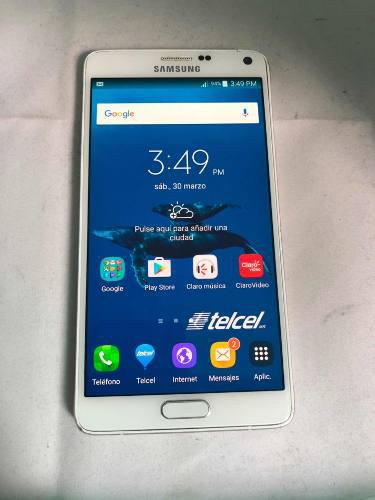 Galaxy Note 4 Blanca Libre 260