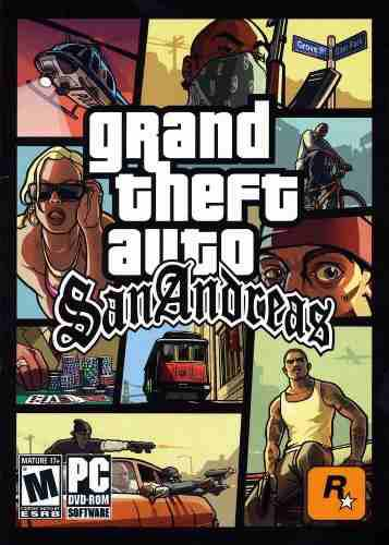 Grand Theft Auto San Andreas Ps3, Nuevo