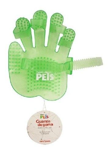 Guante De Goma Para Almohazar Fancy Pets