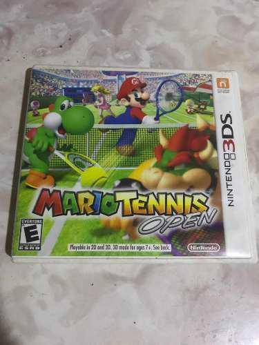 Juego Para Nintendo 3ds Mario Tennis