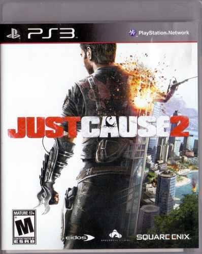 Just Cause 2 Dos Ps3 Playstation 3 Juego Nuevo En Karzov