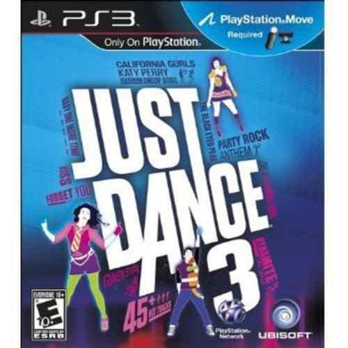 Just Dance 3 Move Ps3 Videojuego En Caja Sellado