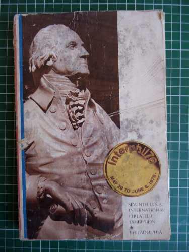 Libro Catalogo De Timbres Filatelia Filadelphia 76