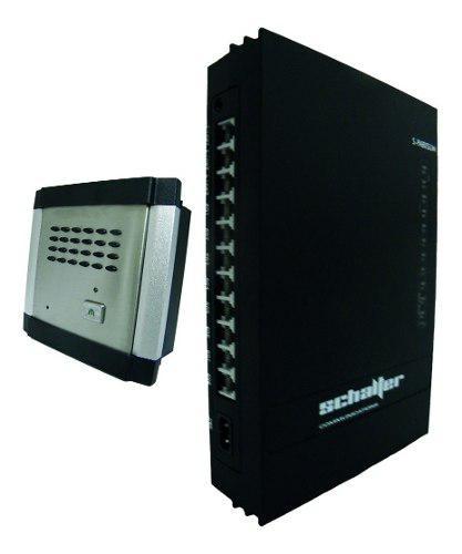 Mini Conmutador Telefonico 3 Lineas 8 Ext Y Frente De Calle